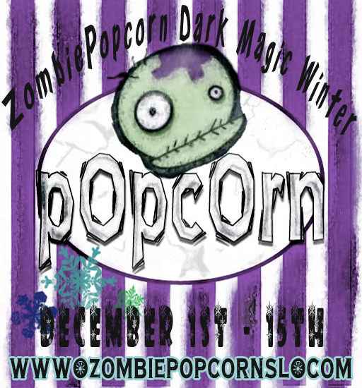 The ZombiePopcorn Dark Magic Winter